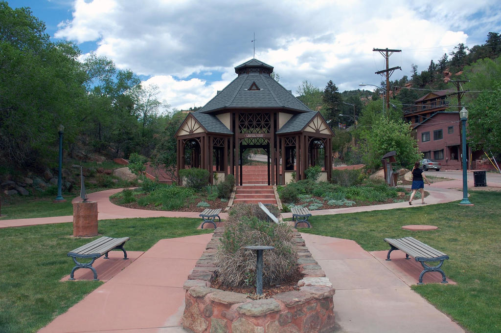 The Spring House, Manitou Springs, Colorado, 2013