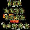 King Koopa Sheet by Silverbolt01