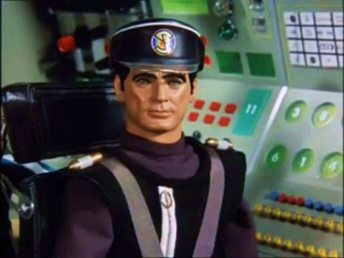 Captain Scarlet and th...