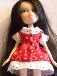 lolita doll dress