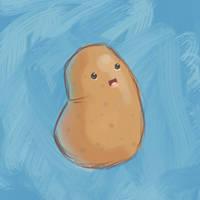Potato by NerdyGeekyDweeb