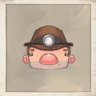 Spelunky Main Character by NerdyGeekyDweeb