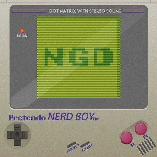 NERD BOY by NerdyGeekyDweeb
