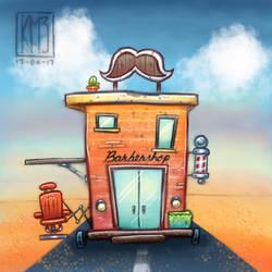 Traveling Barbershop