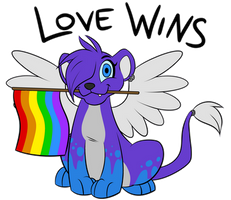 Love Wins by TheProtobabe