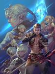 Final Fantasy XIV Fan Art Contest 2018