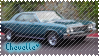 Chevelle stamp by ImagineShibes