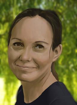 Lene Sophie - Portrait