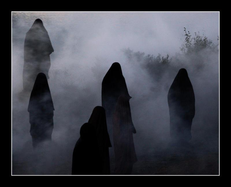 Shadows of the fog by Marthep