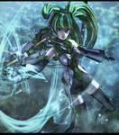 [MMD] Hatsune Miku VN02