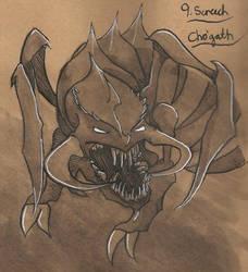 9. Screech - Cho'gath