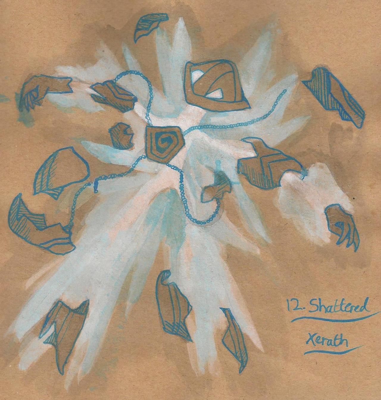 12. Shattered - Xerath