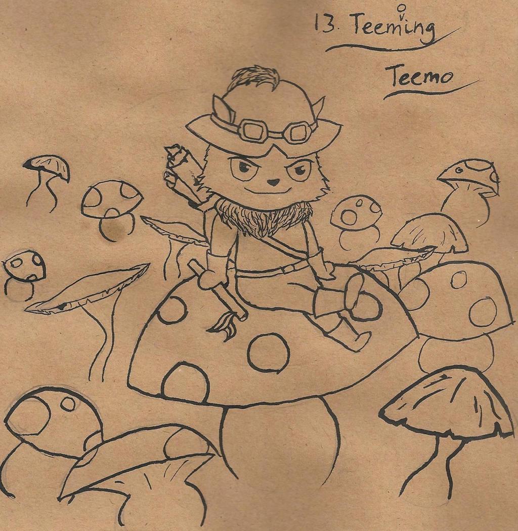 13. Teeming - Teemo
