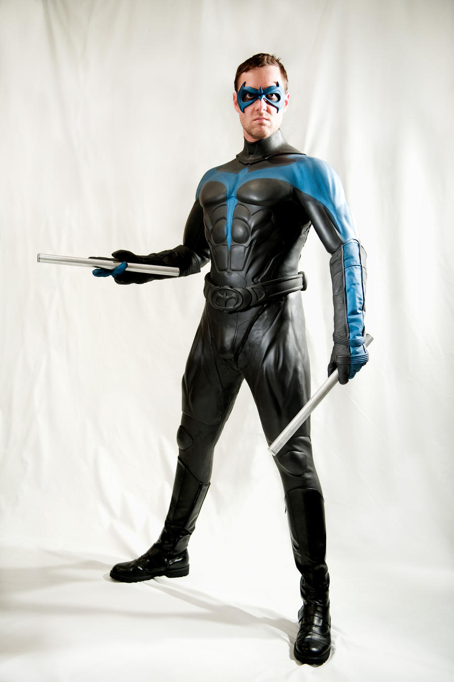 NIGHTWING 1.0 by COSandFX on DeviantArt