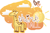 Think Tall by Claves