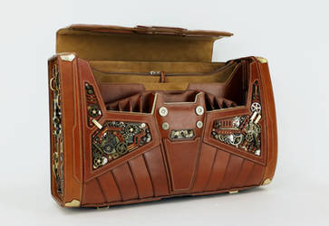 GwangGeTo Steampunk Briefcase