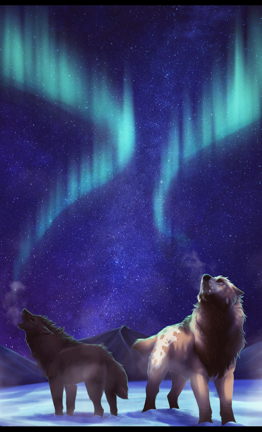 Song of the Auroras