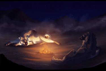 Ghost Stories by kalmansielu