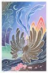 Yin's Dancing bird