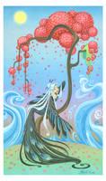 The island of Siren Princess