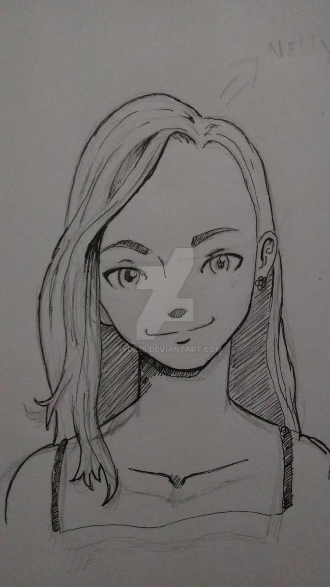 boceto de personajes by hyde78