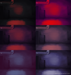 Color combinations for my Niko project
