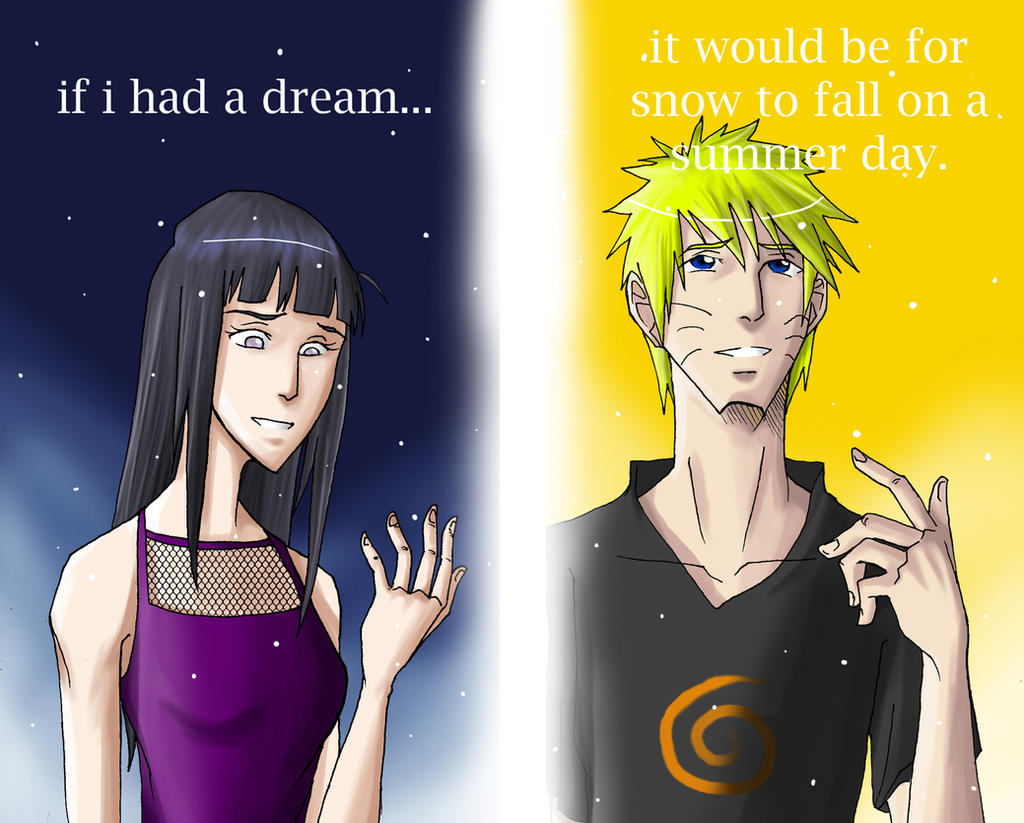 Naruhina - One Summer Dream by ihatecollege