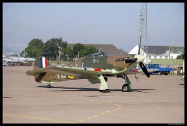Hawker Hurricane by SCM