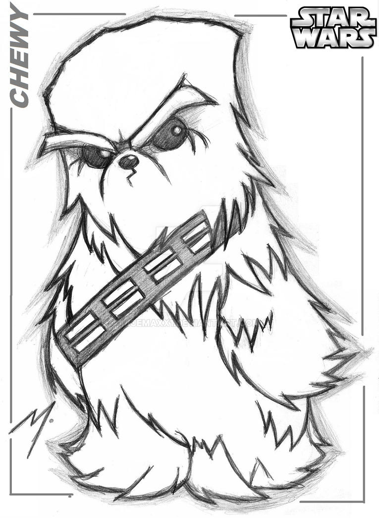 Perfect Chewbacca Coloring Pages Gift - Printable Coloring Pages for ...