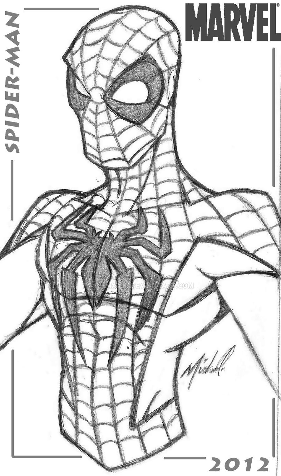 SPIDER-MAN by icemaxx1