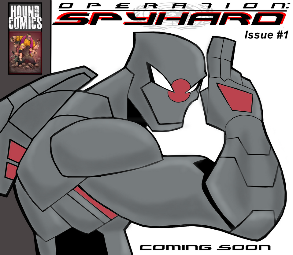 OPERATION SPYHARD PROMO by icemaxx1