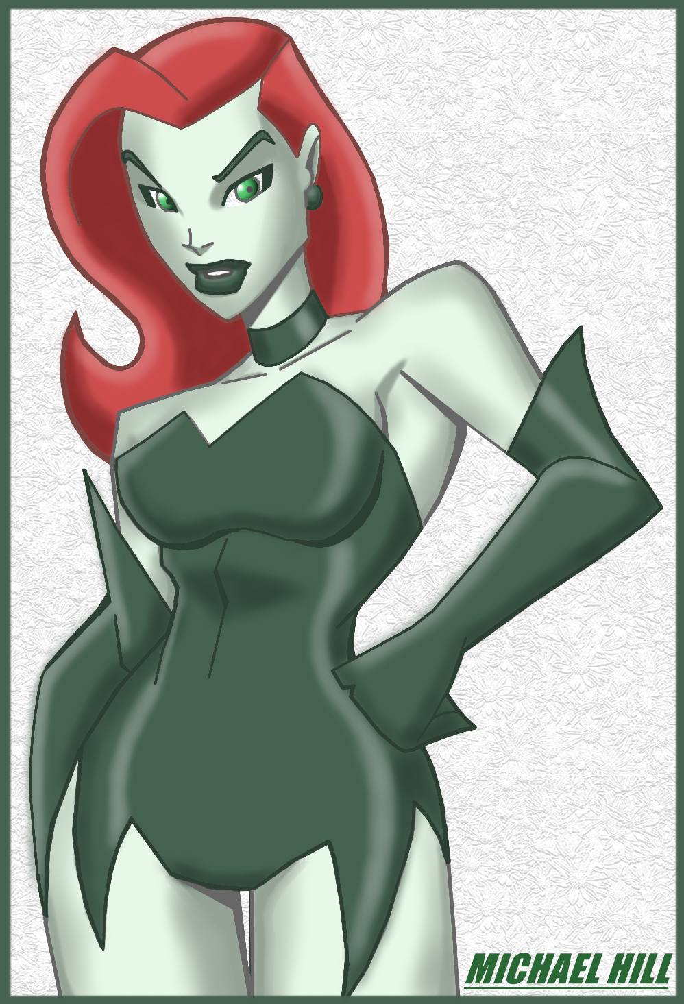 POISON IVY by icemaxx1