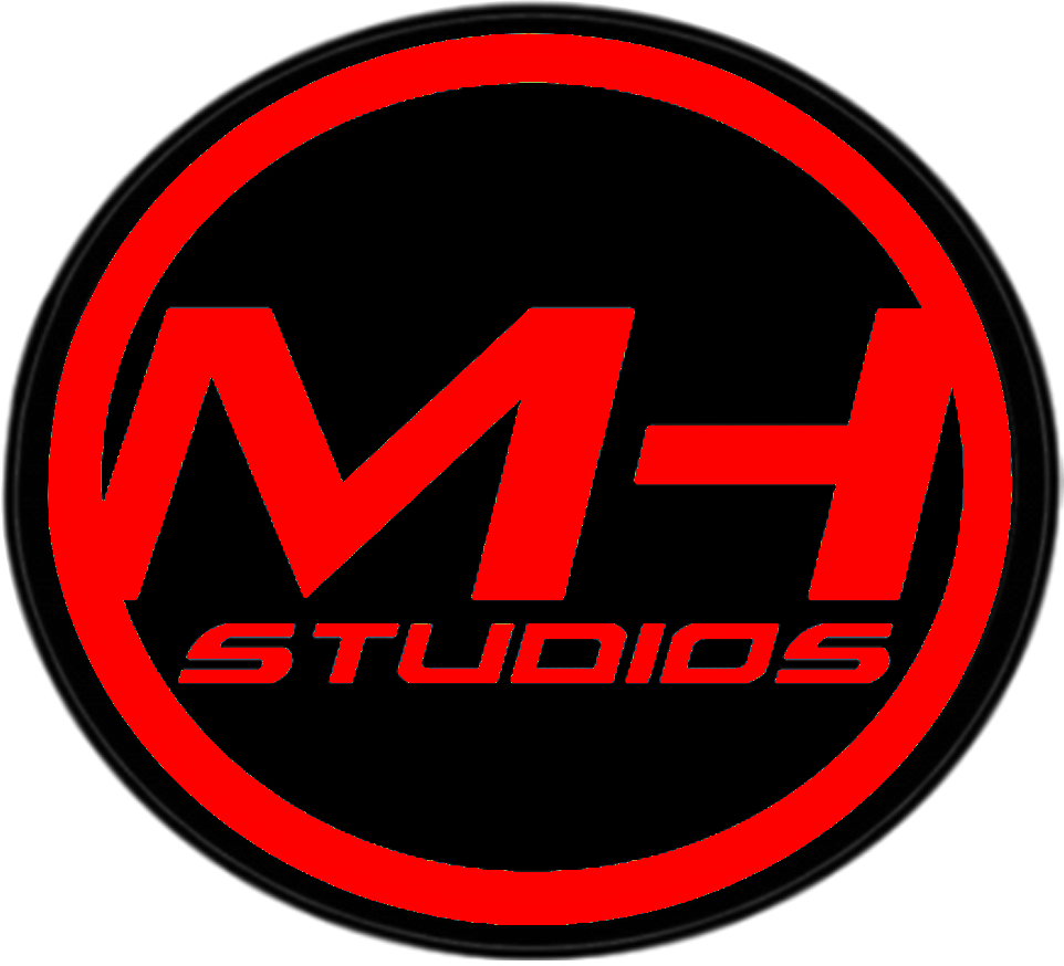 MH STUDIOS LOGO by icemaxx1