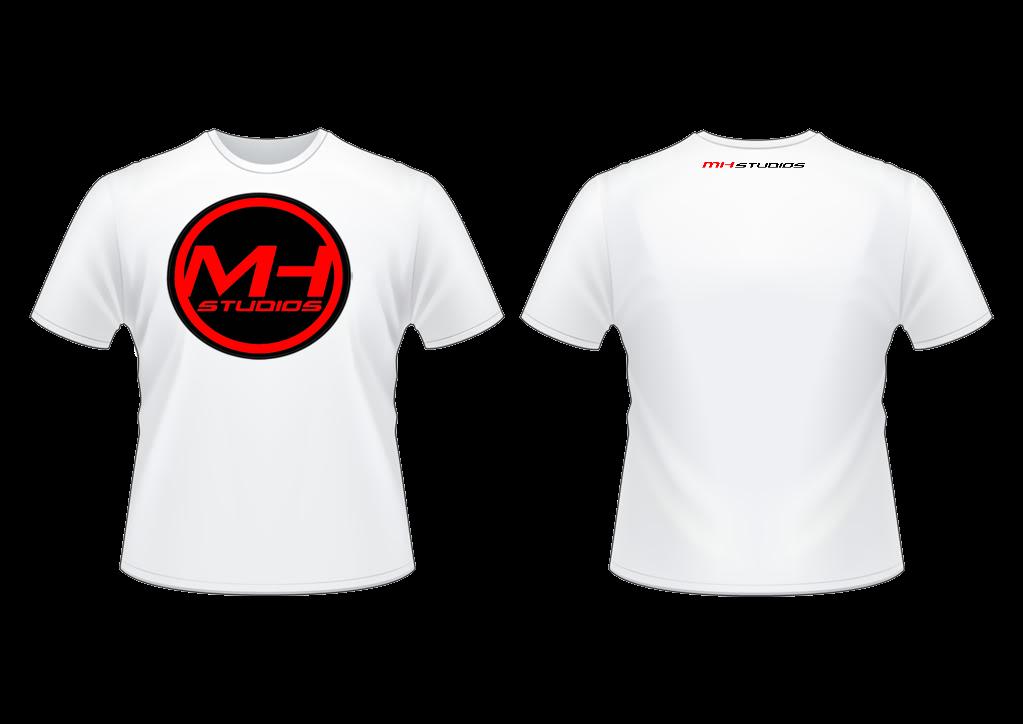 MH STUDIOS T-SHIRT SAMPLE by icemaxx1