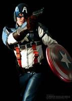 Captain America 02 by marcocasillas