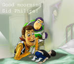 Gooood mooorning Sid Philips