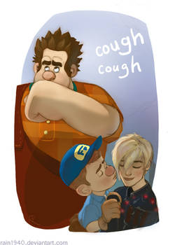 Cough Cough by rain1940