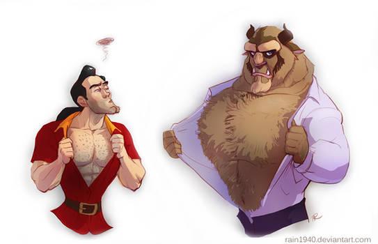 No one sucks like Gaston