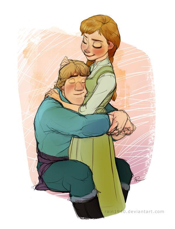 Desperation for Healing Hugs