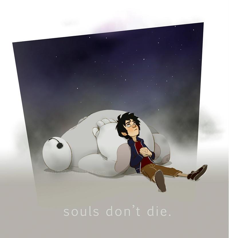Souls  don't die by rain1940