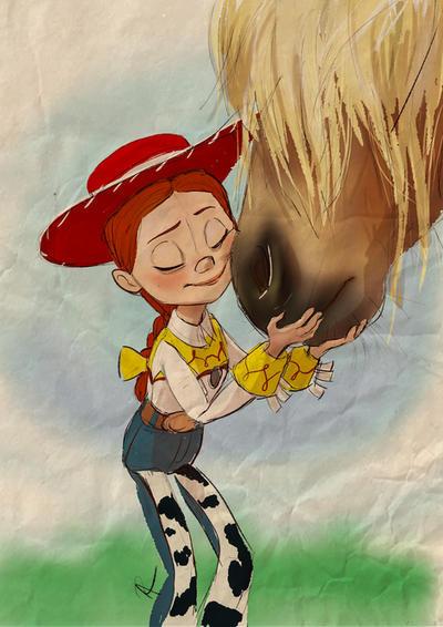 Pony Love by rain1940