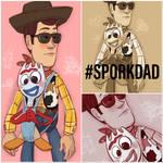 Coolest Dad of a Spork