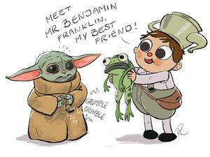 Frog Friend