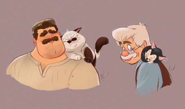 Italian Catdads