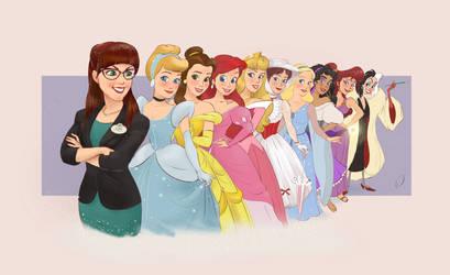 14 years of Disney magic