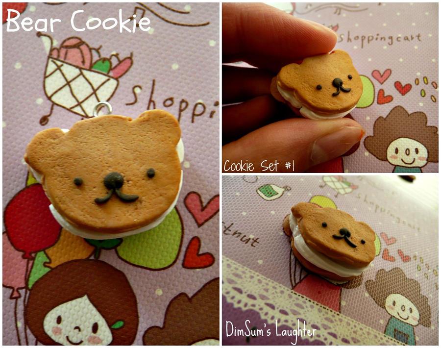 Bear Cookie by XXSaturnNinjaSGXX