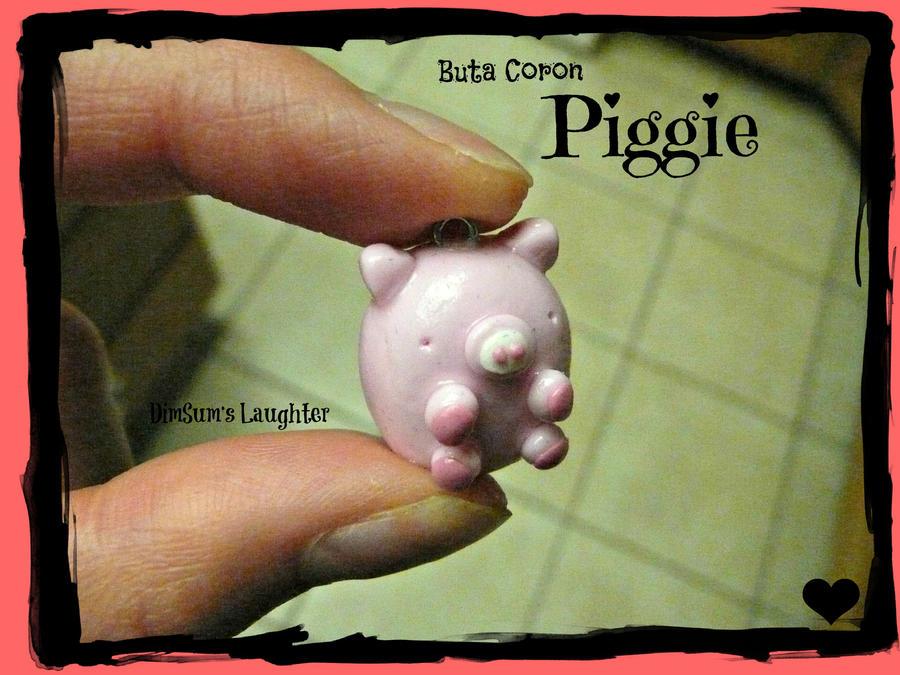 Buta Coron Piggie by XXSaturnNinjaSGXX