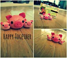Happy Family by XXSaturnNinjaSGXX