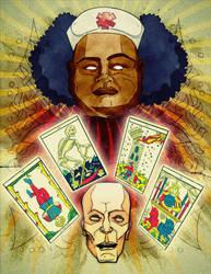 Con el Tarot, nunca se sabe... by rageforst