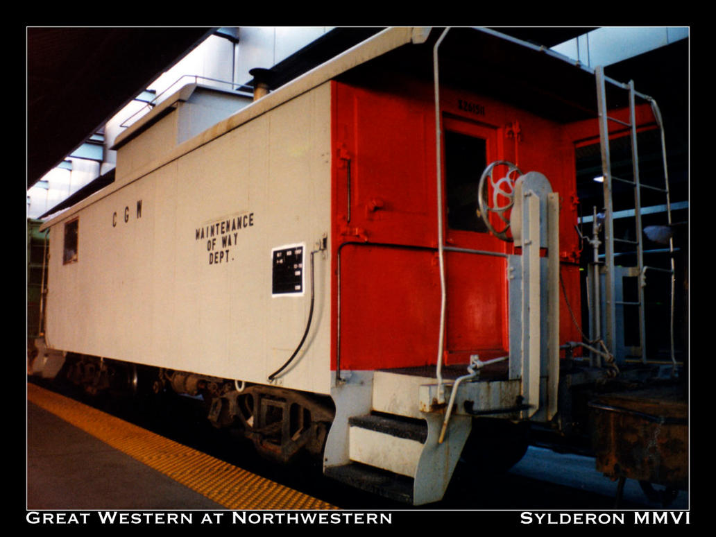 Great Western at Northwestern. by Sylderon